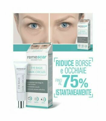 Crema Remescar Eye 8Ml Contorno Occhi X Riduce Occhiaie Borse Sped. Immediata