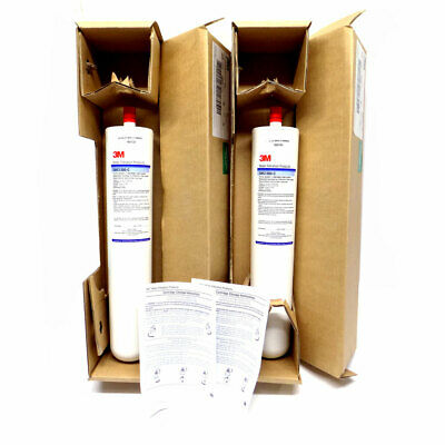 (Lot of 2) NEW 3M SWC1350-C Water Filtration Replacement Cartridges