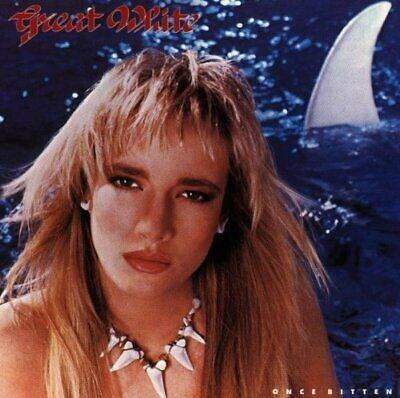 Great White | CD | Once bitten (1987)