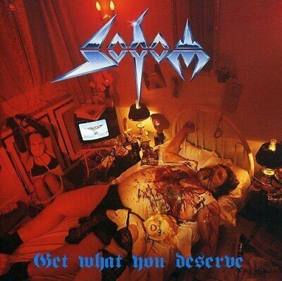 Sodom   CD   Get what you deserve (1994)