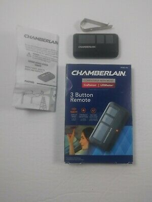 Chamberlain 950C 950CB Compatible Visor Remote Control from Liftmaster 390 MHz