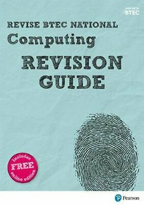 Revise BTEC National Computing Revision Guide: (with free online edition) by...