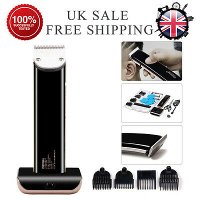 4IN1 Hair Rechargeable Clipper Cordless Hair Trimmer Men Electric Beard Trimmer