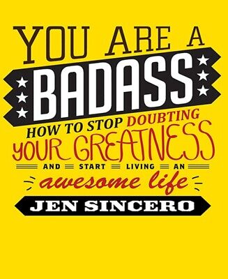 You Are a Badass by Jen Sincero-MP3 audio audiobook format