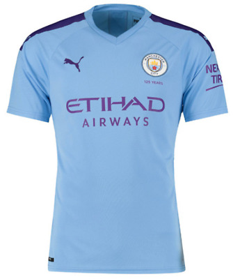 Manchester City Home Shirt official 2019/20  Adult - sizes