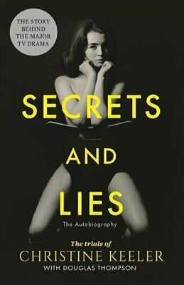 Secrets and Lies The Trials of Christine Keeler 9781789461374 | Brand New