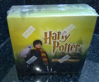 Harry Potter And The Sorcerer's Stone  Booster box 36 packets in box sealed