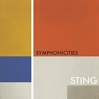 Sting [CD] Symphonicities (2010)