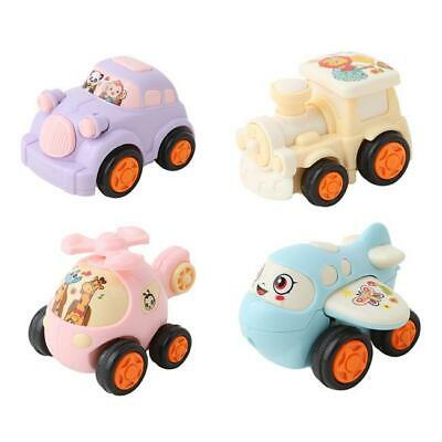 Car Toy Early Educational Toddler Baby Toy Friction Powered Cars Push CB