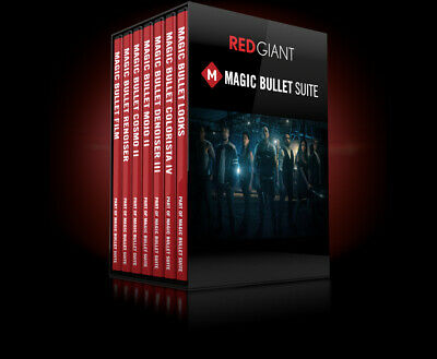 Red Giant Magic Bullet Suite 13.0.11 🔥 LifeTime LICENSE KEY 🔐 Fast Delivery 📥
