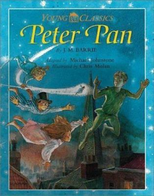 Peter Pan (Young Classics) J. M. Barrie Hardcover Used - Good