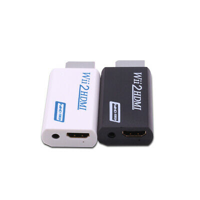 Popular 1080p Audio HD Video Output Wii to HDMI Converter 3.5mm Wii HDMI Adapter