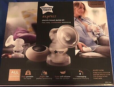 Tommee Tippee Express Closer to Nature Electric Breast Pump