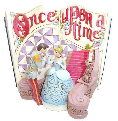 Figur Disney Enesco Jim Shore Traditions StoryBook 4031402 4031482 Cinderella 19