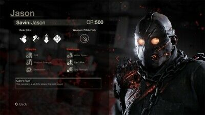 Friday the 13th Savini Jason Dlc Steam (Counselor Clothing Pack Included)