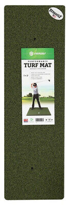 Evergolf Turf Hitting Mat - 1' X 3'