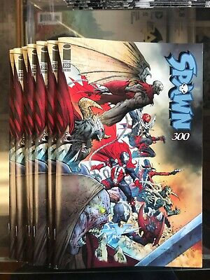 Spawn #300 Cover H Jerome Opena Variant (Image) NM+