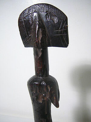 AFRICANTIC FRANCE - African Antic  Art - a fine MOSSI Biiga doll - BURKINA FASO