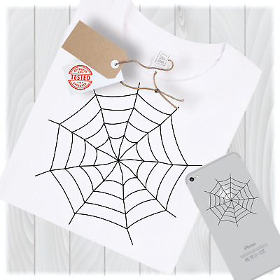 Spider Web SVG Files for Cricut Designs | Fall Clipart - Digital Download Option