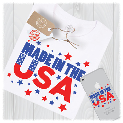 Made in America Svg Files for Cricut Designs - Digital Download Option