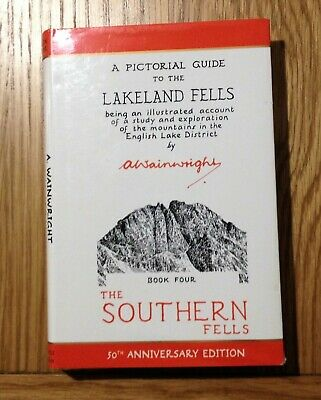 A Pictorial Guide To The Lakeland Fells (Book 4- The Southern Fells)