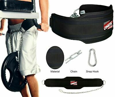 Dipping Belt Body Building Weight Lifting Dips,ups  Chain Exercise Gym Training