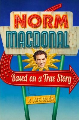 Based on a True Story: A Memoir by Norm Macdonald-MP3 audio audiobook format