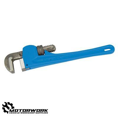 Silverline Expert Stillson Pipe Wrench Grips Adjustable (250Mm To 1200Mm)