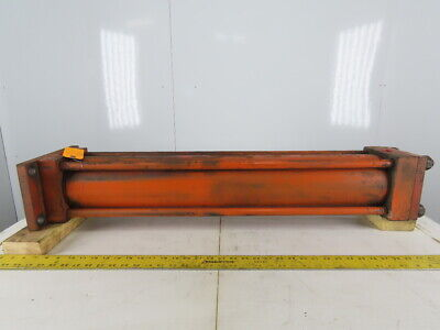 """Hydraulic Cylinder 5"""" Bore 30"""" Stroke Double Acting"""
