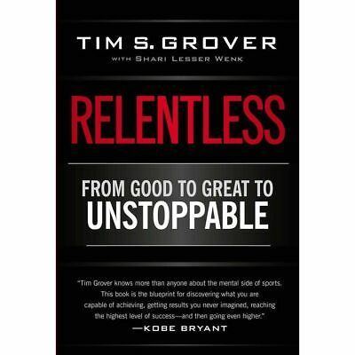Relentless by Tim Grover-MP3 audio audiobook format
