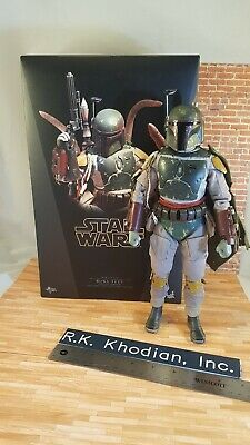 Hot Toys MMS313 Star Wars Disney ROTJ 1/6 BOBA FETT DV Loose action figure only!