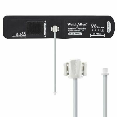 Welch Allyn FlexiPort Reusable Blood Pressure Cuff with Screw Connector
