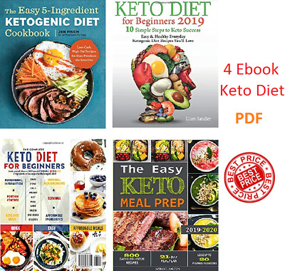 🔥 The Essential Keto Diet for Beginners #2019:5-Ingredient Affordable🔥 P DF