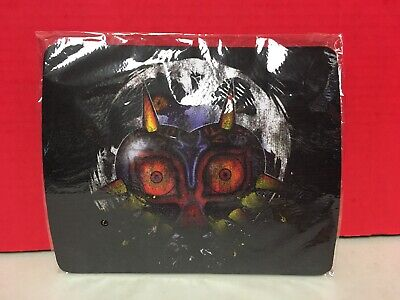 Legend Of Zelda Majora's Mask Mouse Pad LoZ Nintendo
