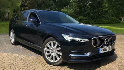 2016 Volvo V90 D5 PwrPulse Inscription AWD AT Automatic Diesel Estate