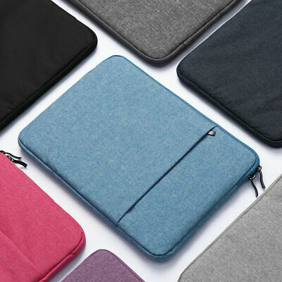 "Laptop Notebook Sleeve Case Bag Cover For MacBook Air/Pro 11/13/15"" 14"" 15.6"" PC"