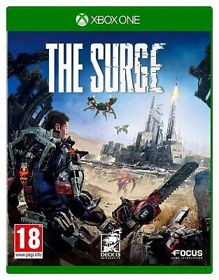 The Surge Microsoft Xbox One Game
