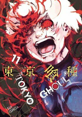 Tokyo Ghoul, Vol. 11 by Sui Ishida 9781421580463 | Brand New | Free UK Shipping