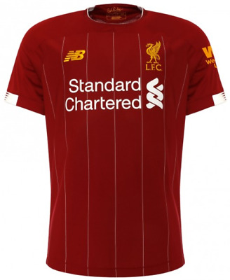 Liverpool Home Shirts Official 2019-20 Adult-Sizes