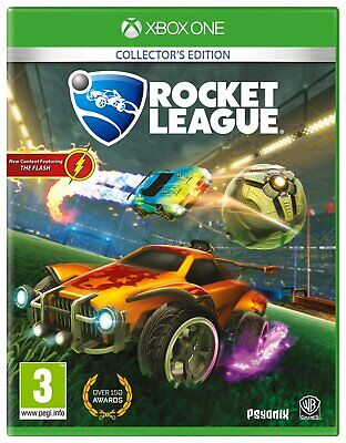 Rocket League Collectors Edition Microsoft Xbox One Game