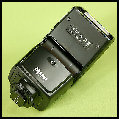 Nissin Di466 Digital flashgun for Canon EOS DSLR ETTL FREE Stand and carry pouch