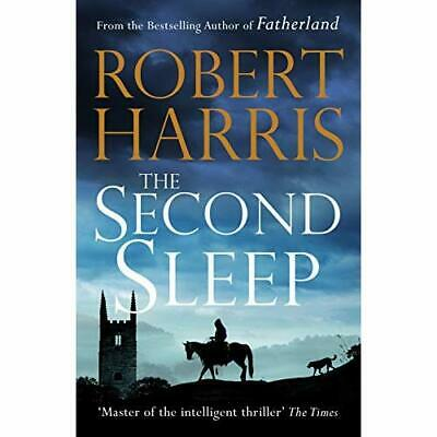 The Second Sleep: A Times best read for autumn 2019 - Hardback NEW Harris, Rober