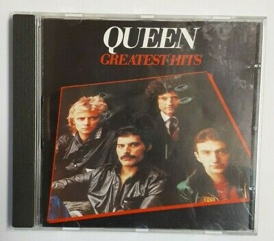 "QUEEN - 1994 *Italy* - ""GREATEST HITS""  - CD Compilation - 17 Tracks - *VG*"