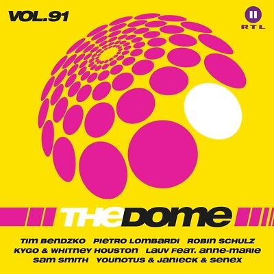 The Dome. Vol.91, 2 Audio-CDs