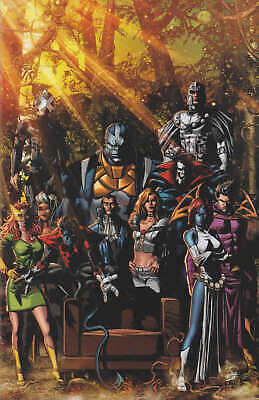 Powers of X #1 1:200 Deodato Variant Marvel 2019