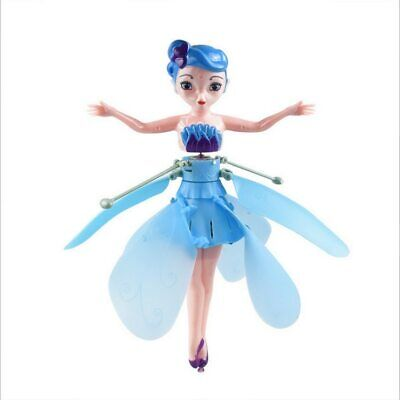 Fairy Flying Magical Princess Dolls 3 Colors mini drone Girl Children's Gift Toy