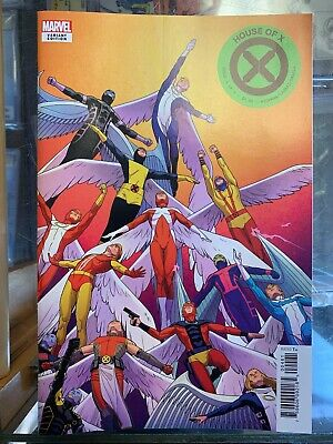 House of X #4 Cabal Character Decades Variant (Marvel, 2019) NM+