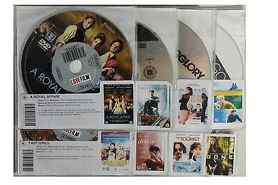 8 x DVDs Film Ex Rental Movie Films Package Collection in Good Condition (L17)