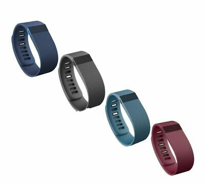 FITBIT CHARGE Wristband Fitness Activity Tracker Black ,Blue, Purple FB404