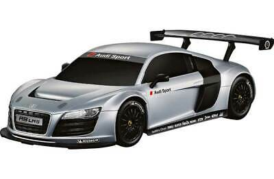 Rastar Audi R8 Injection Moulded Remote Controlled Car with Suspension System.